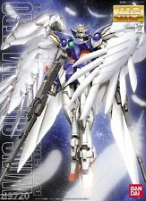 Bandai 1:100 MG XXXG-00W0 Wing Gundam Zero Custom Gundam Model Kit