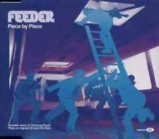 CD SINGLE Feeder Piece By Piece Roadrunner Records