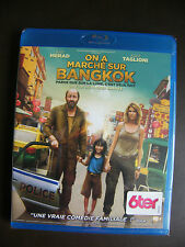 Blu-Ray ON A MARCHE SUR BANGKOK / Olivier Baroux  (2015)  Neuf Sous Blister