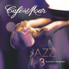 CAFE DEL MAR JAZZ 3  CD NEW+ KAOS/OMFO/FENOMENON/FRAMEWORKS/JOAS/OSULANDE