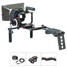 Filmcity shoulder mount support Steady rig for DSLR hdv camera stabilizer video