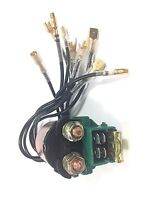 NEW STARTER RELAY SOLENOID FITS HONDA NX250 NX 250 1988 1989 1990 WITH WIRES