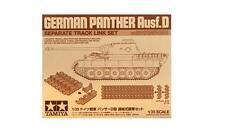 Tamiya   1:35 Panther Ausf.D track link  TAM12665