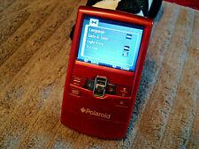 Polaroid DVF-720 Media Camcorder - Burgundy