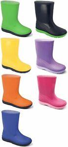 BECK Gummistiefel Gr.21-39 Regenstiefel Kinder Erwachsene Mädchen Jungen Baby