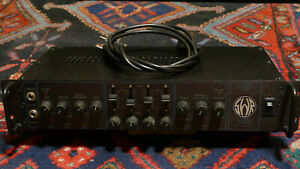 SWR Studio 220 Bass Amp Verstärker Tube Preamp Klassiker Legende Groove Tubes
