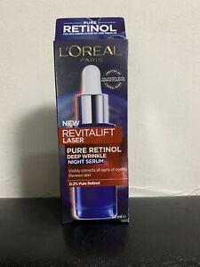 L'Oreal Paris Revitalift Laser Pure Retinol Night Serum 30ml