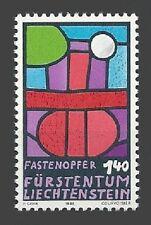 Liechtenstein Mi.Nr. 895** (1986) postfrisch/Fastenopfer