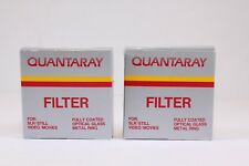 2  Quantaray 52MM FILTERS Y2  AND A  SPOT FILTER