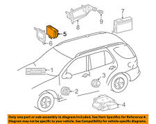s l225 dash parts for mercedes benz ml55 amg ebay Ford Radio Wiring Diagram at crackthecode.co