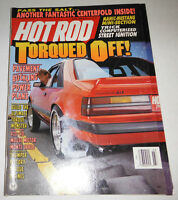 Hot Rod Magazine Torqued Off & Computerized Ignition March 1990 080514R1