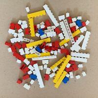 LEGO Konvolut aus System Set Nr. 422-1, Steine 1xX, 1966, Vintage, Retro
