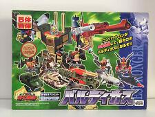 [NIB] Takara Transformers Car Robot D-011 Destronger Combat Specialist Valdigas