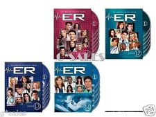 ER ~ Complete Season (11-14) 11, 12, 13 & 14 ~ BRAND NEW DVD SETS