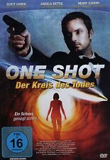 DVD NEU/OVP - One Shot - Der Kreis des Todes - Scott Cohen & Angela Bettis
