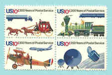 1572-1575 US NH Mint block of 4 US Postal Service Bicent year 1975 FREE shipping