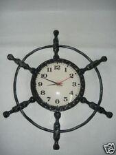 Orologio da parete in ferro battuto TIMONE NAUTICA MARE