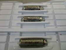 (3 New) Dearborn Capacitors 15uF / 27uF 50V 10A 829P276X9050T16