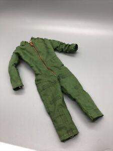 Vintage Ideal Captain Action Figure Parts Lot 1960's Steve Canyon Uniform Flight