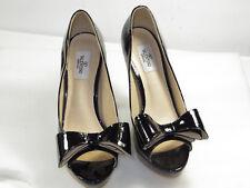 GR8! Women VALENTINO GARAVANI pumps bow heels platform EU 40 U.S. 10 $725