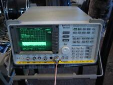 HP Agilent 8563E Spectrum Analyzer 9 khz - 50 GHZ if w/ mixers Calibration Cert
