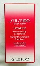 NEW Shiseido Ultimune Power Infusing Concentrate 10ml