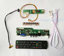 TV T.VST5 PC HDMI CVBS RF USB LCD screen Controller Board CLAA154WB05AN 1280*800