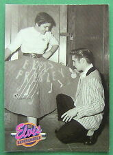 ELVIS PRESLEY, 1992 THE ELVIS COLLECTION #658 CARD, 1957 FAN