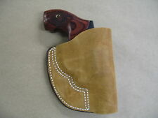 Charter Arms Undercover, Bulldog, Revolver Inside the Pocket Leather Holster ITP