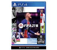 FIFA 21 Standard Edition - PS4 Brand New Fast SHIPPING READ DESCRIPTION