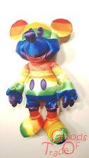 DISNEY Mickey Mouse Rainbow Edition / 2019 / Limitiert / Micky Maus / Neu & OVP