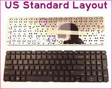 Laptop US Layout Keyboard for HP Pavilion DV7T-5000 DV7-4000 No Frame