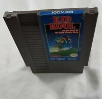 Kid Kool and the Quest for the Seven Wonder Herbs nes Nintendo game Cart