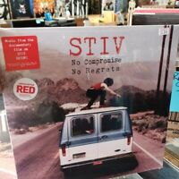 STIV No Compromise No Regrets Sealed New Red Vinyl RSD 2019