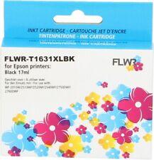 FLWR 16XL Black Compatible Cartridge for FLWR Epson NON OEM