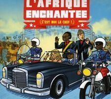 CD de musique Afrique, Maghreb pour musique du monde Various