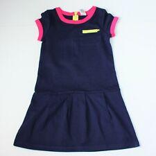 Gymboree Bright Ideas Neon Trim Dress size 7 NWT