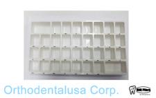 EMPTY Organyzer BOX FOR molar BANDS # 29-44.5 /ORTHODONTICS Orthodentalusa Corp