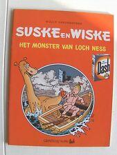 Speciale Suske en Wiske Het monster van Loch Ness1978 DASH!!