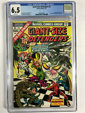 Giant-Size Defenders #3 CGC 6.5 1st Appearance of Korvac Marvel Comics