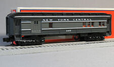 LIONEL NYC BABY MADISON COBINATION CAR o gauge train 81754 passenger 6-81757 NEW