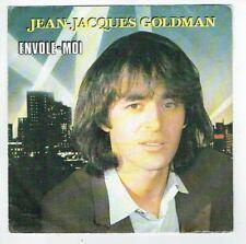"Jean-jacques GOLDMAN Disque 45T 7"" SP ENVOLE-MOI - DORS BEBE DORS - EPIC 4111"