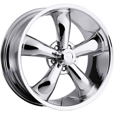 17x7 Chrome Legend 5 VI142C5 5x4.75 0 Ironman All Country A/T 265/70R17 Rims Ti