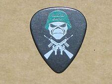 IRON MAIDEN Adrian Smith 06-07 World Tour Trooper Smith guitar pick