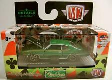 1969 '69 Pontiac Gto Judge 455 Ho Green Wild Cards Series M2 Machines Diecast