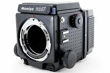 MAMIYA RZ67 Pro film Camera Body w/120 Film Back Free Shipping 176876