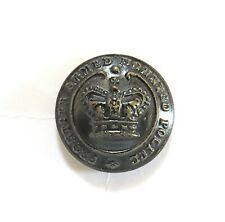 South Africa. Frontier Armed & Mounted Police Tunic Button. (Victorian era).