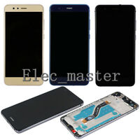 For Huawei P10 Lite LCD Digitizer + Touch Screen Display + Frame Replacement OEM