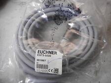 EUCHNER SNAP ACTION PRECISION LIMIT SWITCH N/O + N/C EGT3-5000 -- EGT3