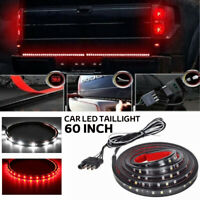 "60"" Truck LED Strip Tailgate TailLight Reverse Brake Turn Signal Light For Car"